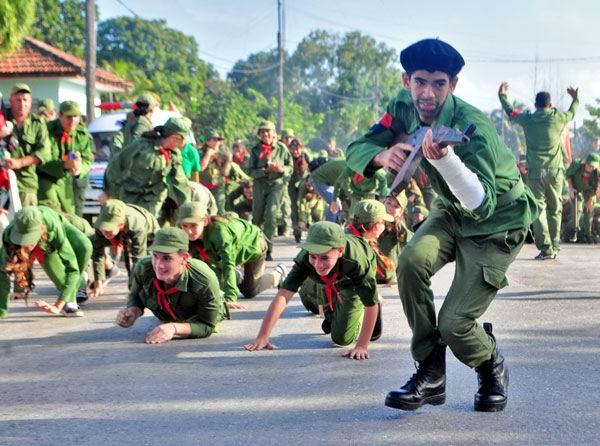 Reeditarán en Villa Clara toma simbólica de poblados