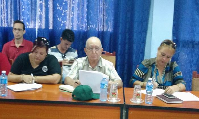 Realiza vicepresidente cubano visita de trabajo a Camagüey. Foto: Miozotis Fabelo