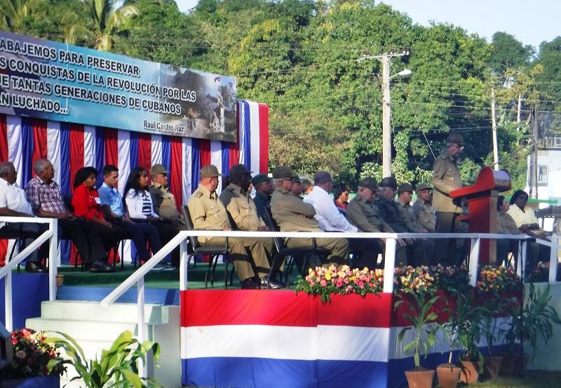 Homenaje a los mártires del III Frente Oriental (+Audio)