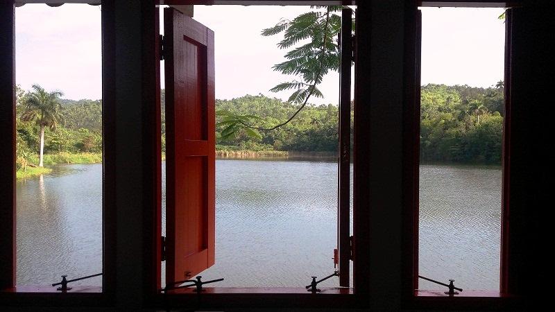 Che, ventanas, montañas... (+Fotos)
