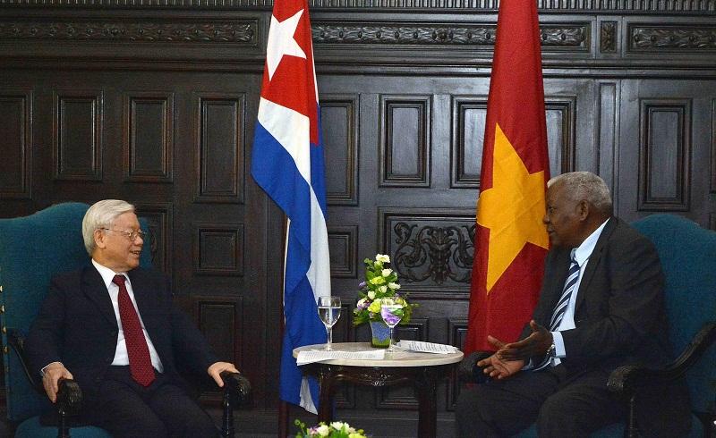 Muestras de respeto y admiración hacia líder político vietnamita