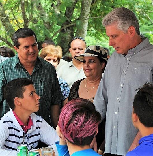 """""""Díaz"""" en Holguín...Igual que siempre (+Audio y fotos)"""