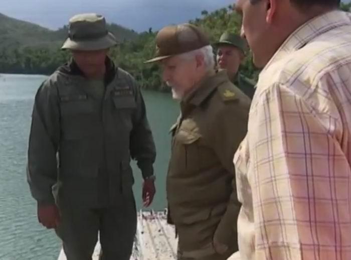 Constata Ramiro Valdés recuperación de Baracoa