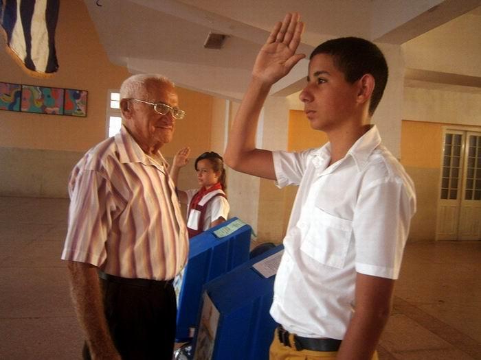 Los cienfuegueros votaron Por Cuba (+Audio)