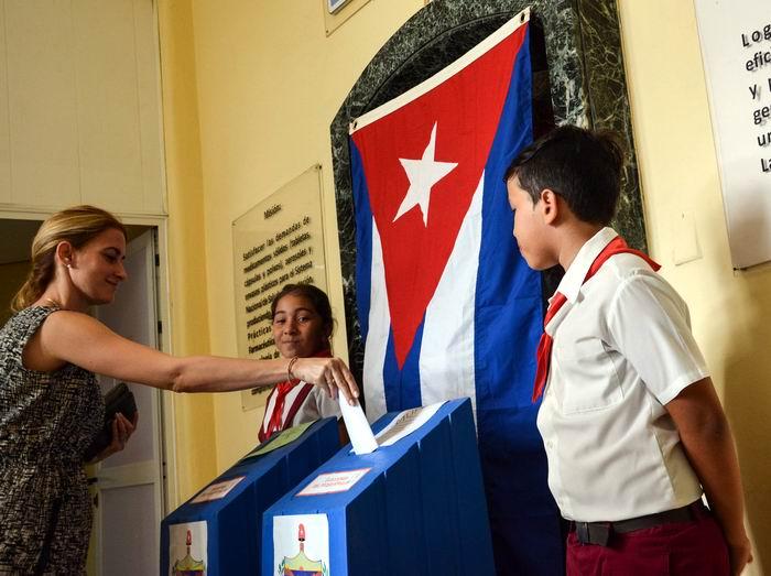 Cuba: Nueva lección de democracia al mundo en elecciones generales. Foto: Marcelino Vázquez