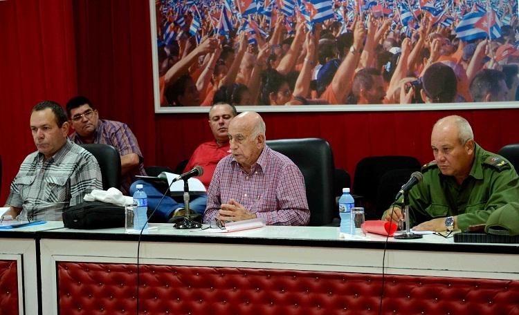 Puntualizan en Camagüey preparativos para venidera zafra