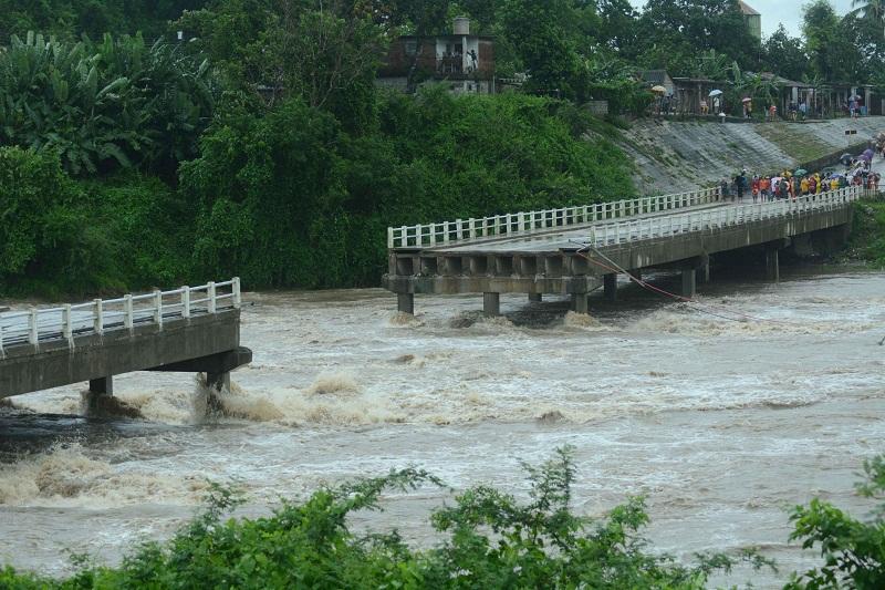Cuando el Río Zaza se tragó su puente