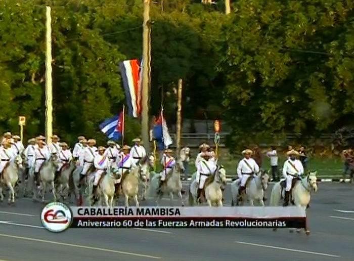 Caballería Mambisa-Revista MIlitar 2017