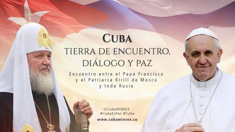 Cuba, tierra de diálogo y paz