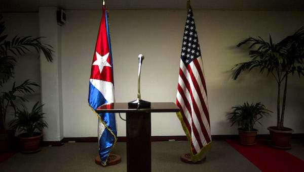 Cuban Delegation Arrives in the U.S. for Third Round of Talks