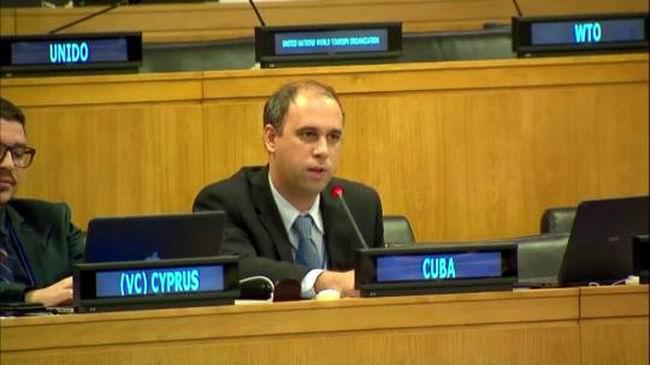 Exige Cuba en Naciones Unidas compromiso con erradicación de la pobreza