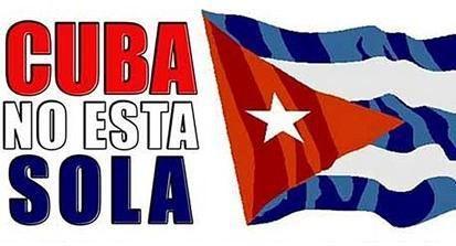 Cuba solidaridad