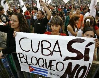 Bloqueo a Cuba en agenda de Conferencia Iberoamericana de Ministros de Juventudes