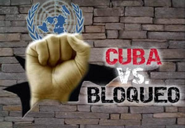 Denuncian en Egipto impacto de bloqueo de Estados Unidos contra Cuba
