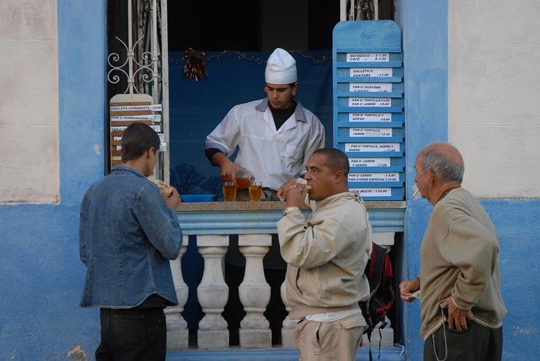 Sindicalización de trabajadores por cuenta propia en Matanzas
