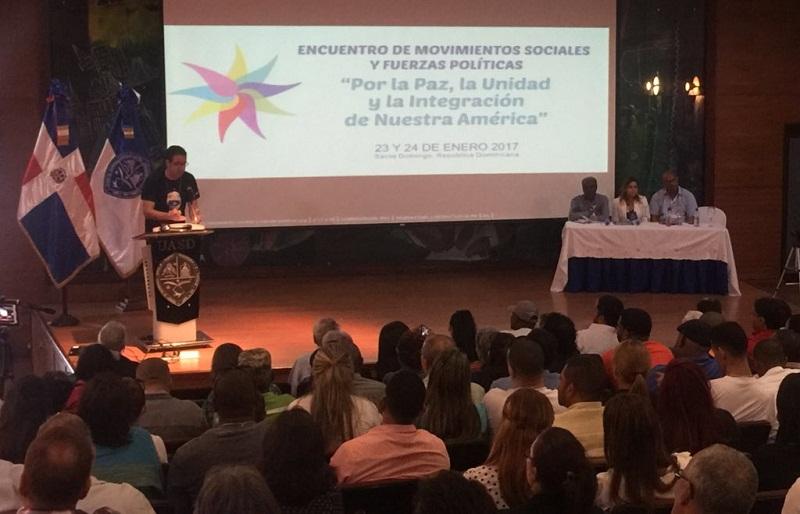 Progresistas de América Latina y el Caribe apoyan V Cumbre de la CELAC