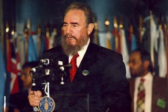Fidel Castro: Los desastres que amenazan al mundo