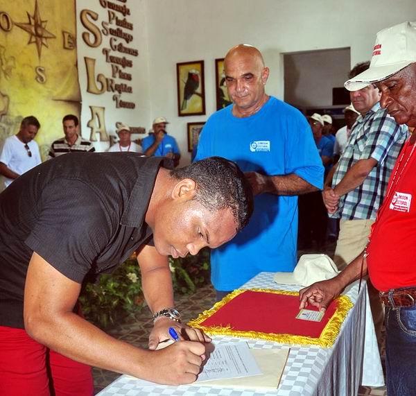 Constituyen Comisión Municipal de Candidatura de la Isla de la Juventud