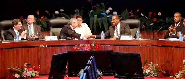 Declaración de la Habana en ocasión de la V Cumbre Caricom-Cuba