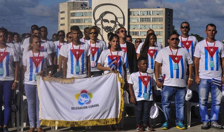 Sochi: Juventud cubana honrando el pasado y construyendo el futuro