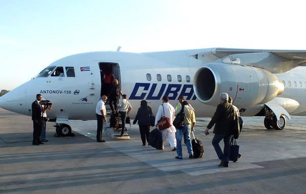 Anuncian ajustes en el servicio aéreo en La Habana. Foto: Abel Rojas Barallobre