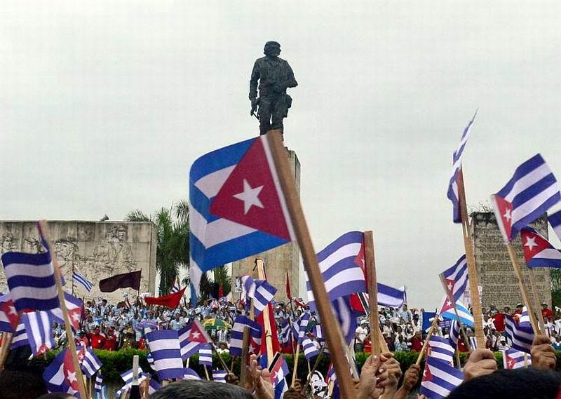 Villa Clara desfila este Primero de Mayo