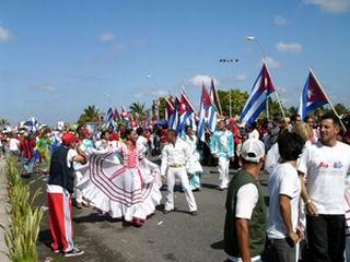 Los azucareros de Cienfuegos motivados para el Primero de Mayo