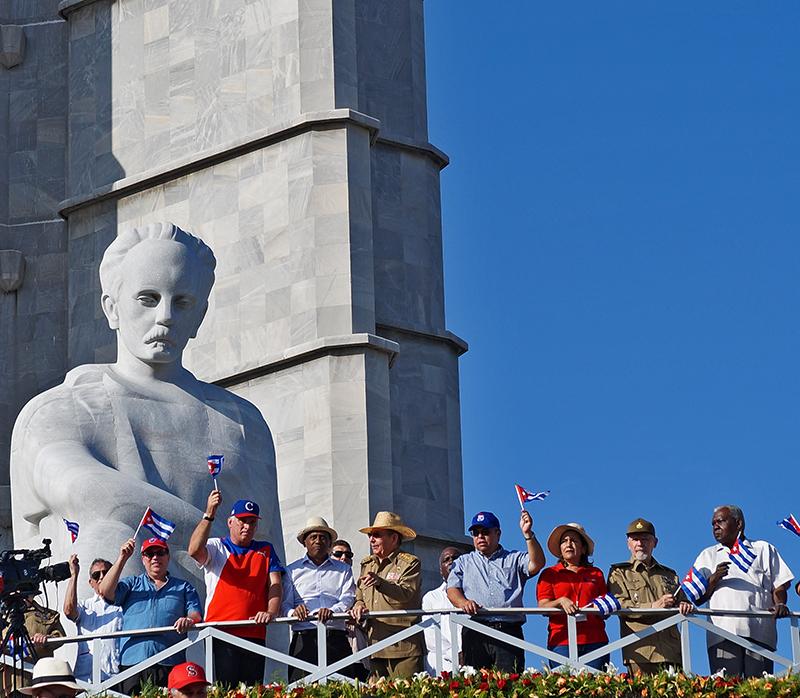 Amplia repercusión mediática de Primero de Mayo en Cuba (+Audio y Fotos)
