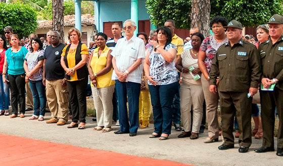 Los 67 delegados y cuatro invitados por Pinar del Río al VII Congreso del Partido. Foto: Carlos Baute