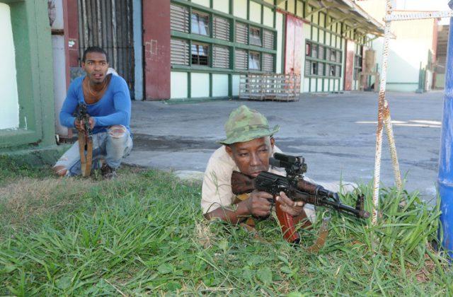Cienfuegos concluyó Días Nacionales de la Defensa con ejercicio táctico