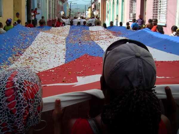 Santiago de Cuba rinde tributo a los mártires de la Revolución