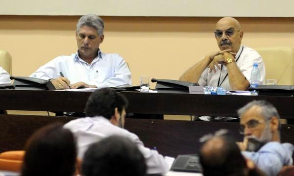 Sesiona IX Congreso de los periodistas cubanos