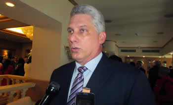 Cuba and Belarus have fraternal relations, says Prime Minister