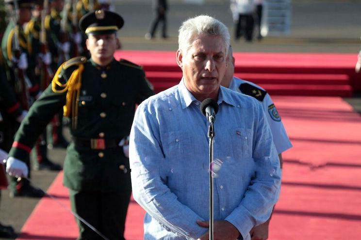 Miguel Díaz-Canel: Nicaragua siempre podrá contar con Cuba
