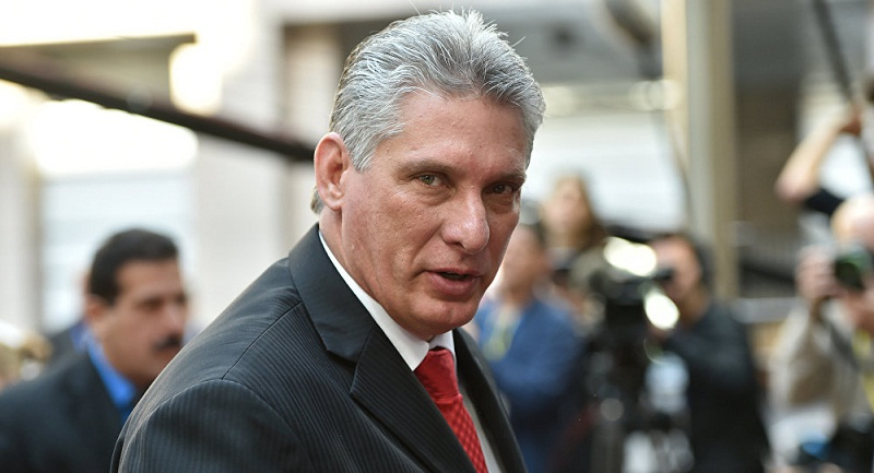 Miguel Diaz-Canel nominated to be President of Cuba