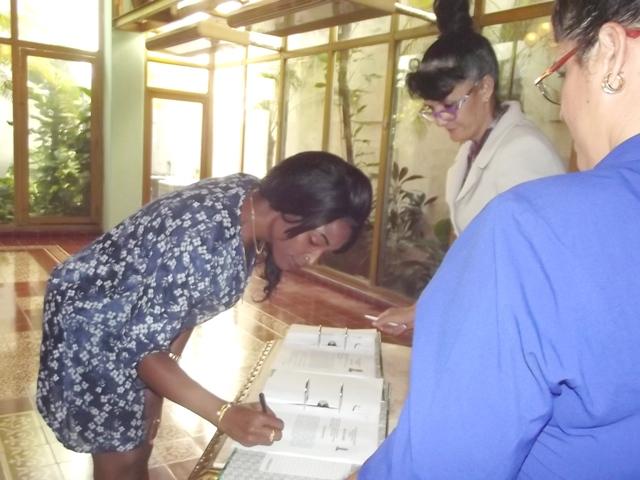 Reconocen a destacadas camagüeyanas. Fotos: Miozotis Fabelo Pinares