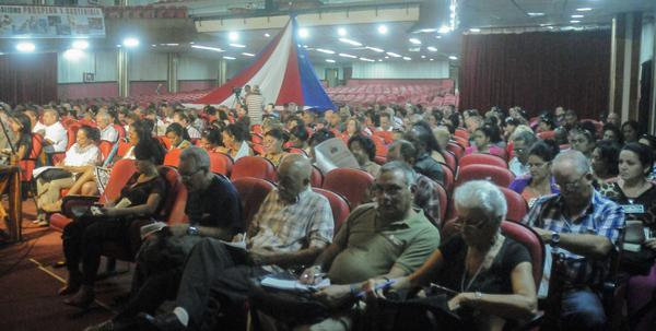 Aprueba Pleno de la CTC documentos emanados del VII Congreso del Partido