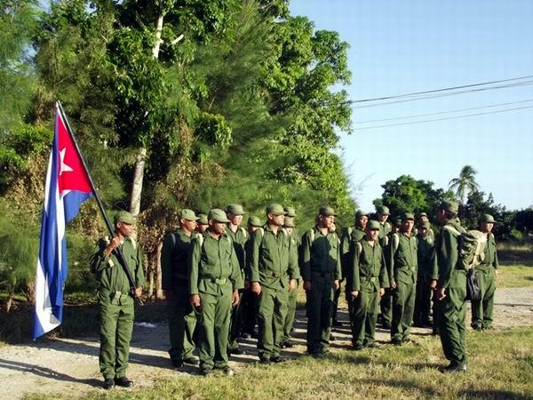 Nota Informativa del Consejo de Defensa Nacional de Cuba. Foto: Miozotis Fabelo