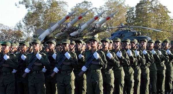 Celebra 60 años de fundado el Señor Ejército (+Audio y video)