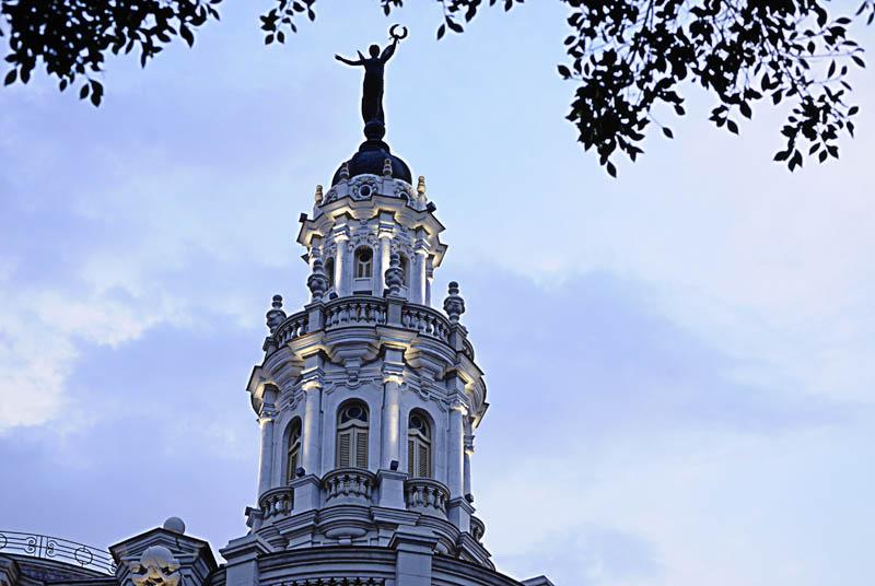 El reinado del ángel. Mi Habana - Foto galería. Foto: Faustino Delgado Alvarez