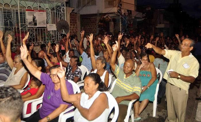 Con buen paso proceso de elecciones del Poder Popular en Santiago de Cuba