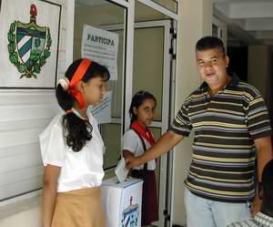 Las elecciones en Cuba son para elegir a los delegados a las asambleas municipales y provinciales del Poder Popular y a los diputados a la Asamblea Nacional del Poder Popular