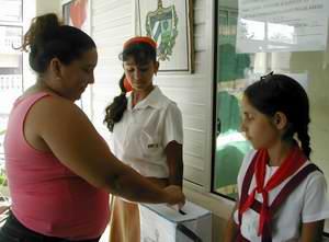 Elecciones en Camagüey