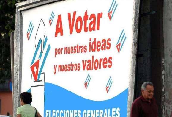 Elecciones en Cuba 2012. Foto Cubadebate