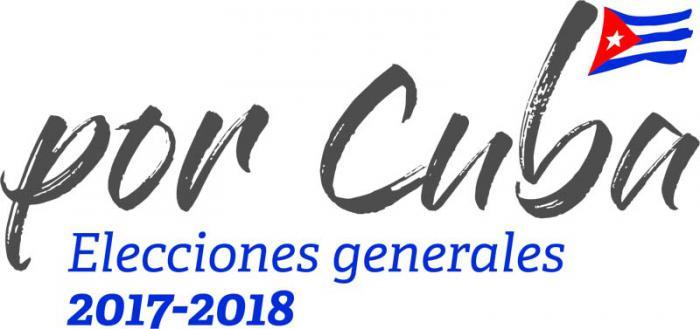 Por Cuba, elecciones generales 2017-2018