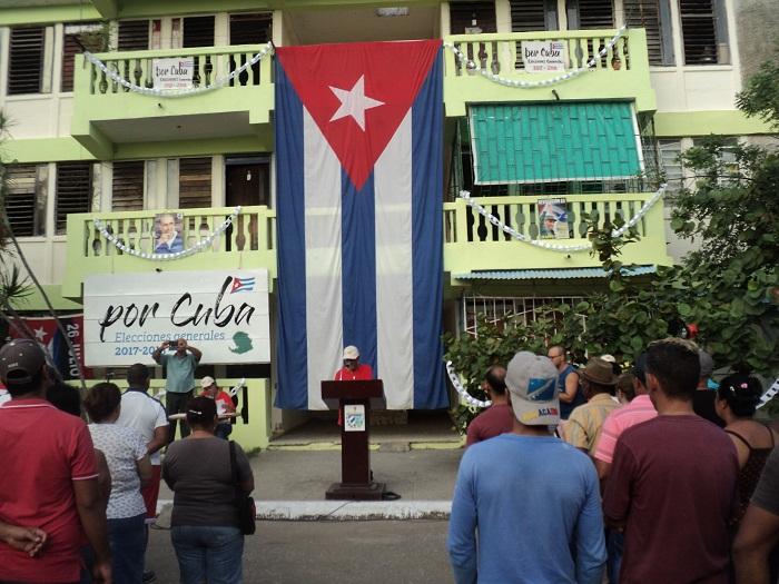 Con democracia se propone en la Isla de la Juventud