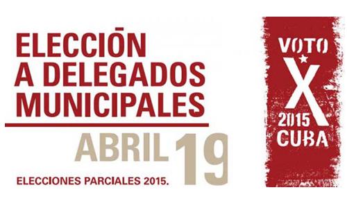 Elecciones Parciales en Cuba, todo listo (+Audios)