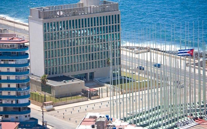Evalúa Estados Unidos situación de su Embajada en Cuba