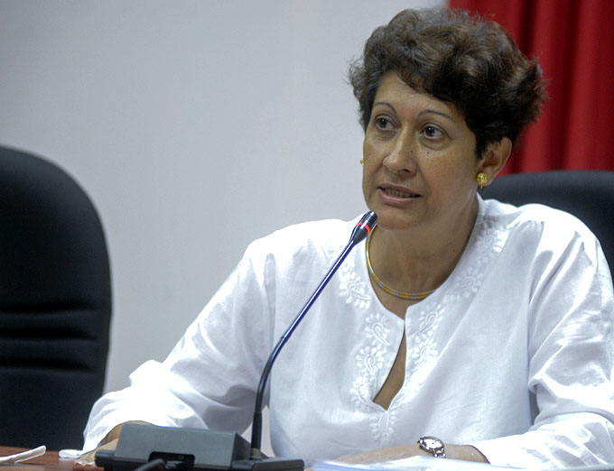 Cuban Education Minister to Attend an International Conference