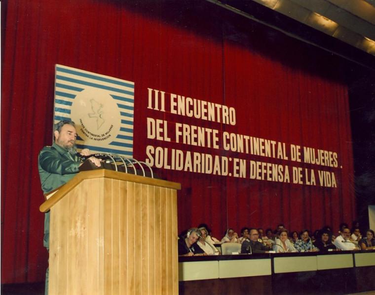 Fidel Castro y sus consejos sobre el futuro